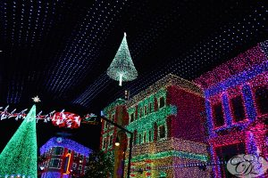 The Spectacle of Dancing Lights