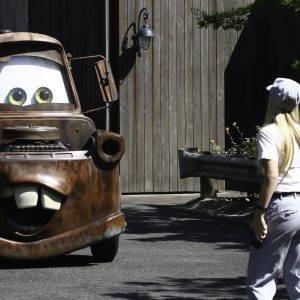 Disney's California Adventure - Mater