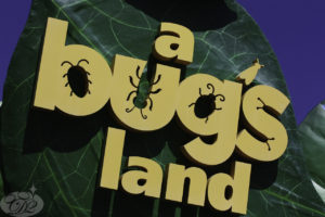 Disney's California Adventure - A Bug's Land