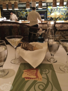 Full-Service Dining at Citricos at the Grand Floridian Hotel