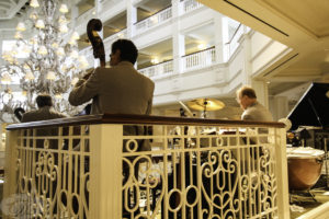Full-Service Dining at the WDW Grand Floridian Hotel