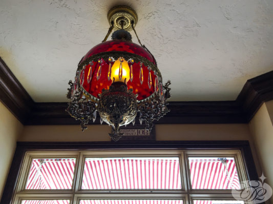 Carnation Cafe Interior