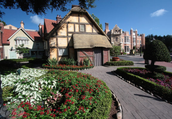 Disney Home - A charming cottage in Epcot's UK pavilion